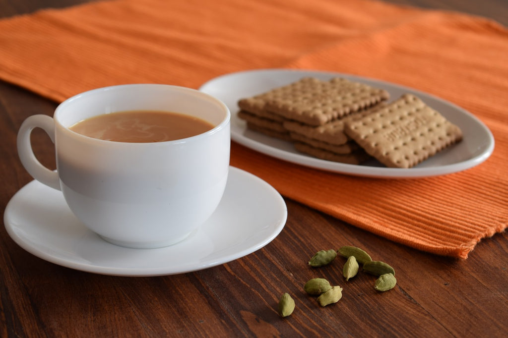 Spice Up Your Routine with Cardamom Tea