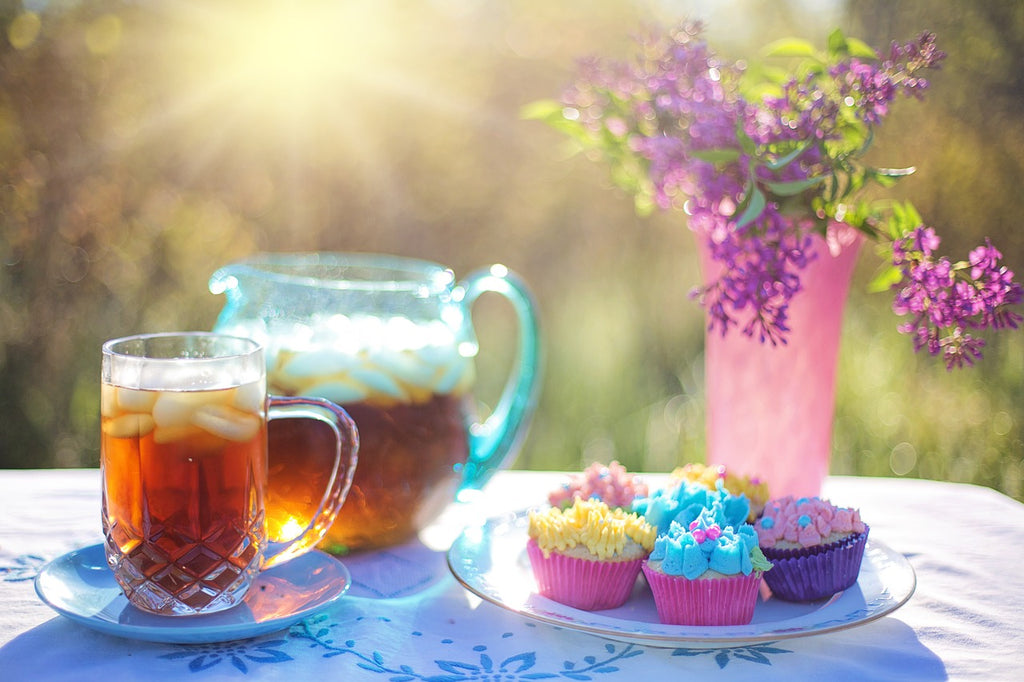 The Best Tea Flavors For Iced Tea