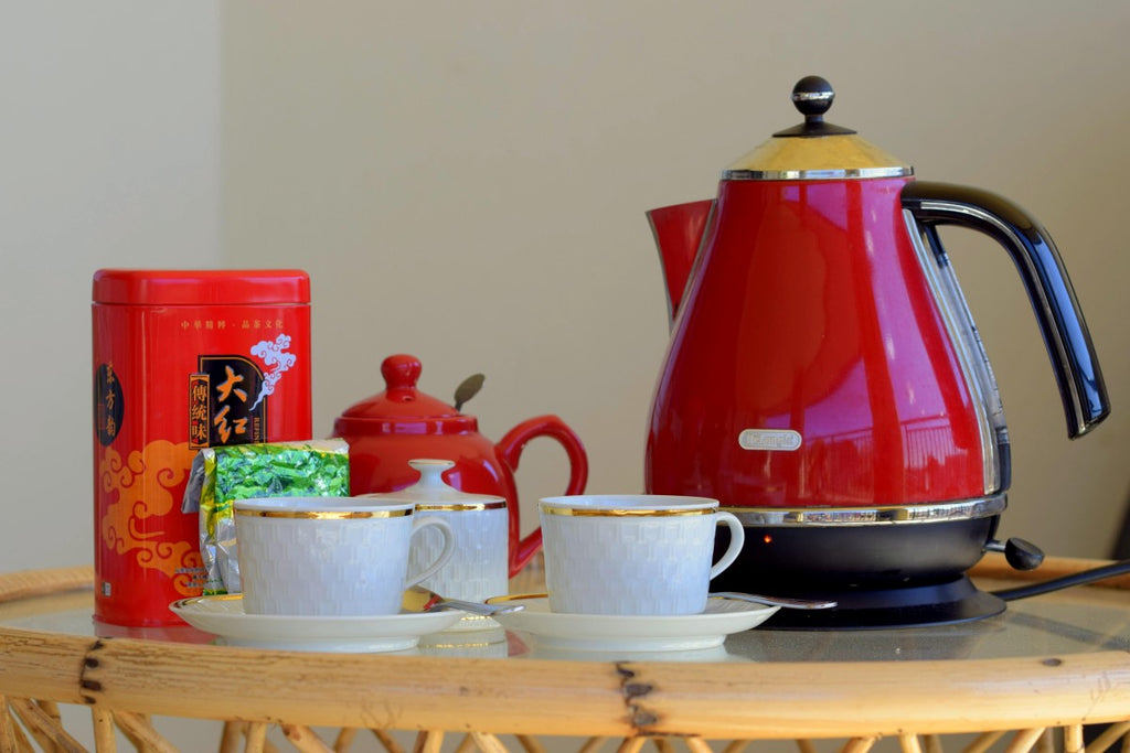 Benefits of Electric Teapots For Loose Leaf Tea + Best Options