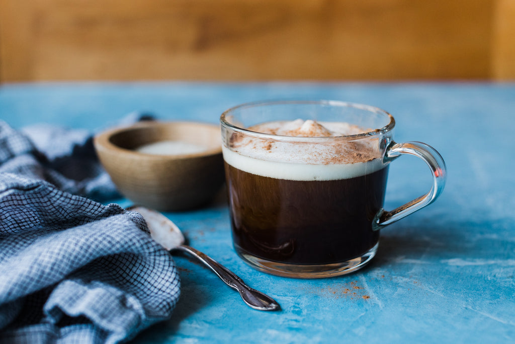 The Most Delicious Dirty Chai Latte Recipe