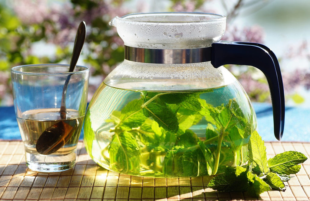 How to Make Peppermint Tea 5 Different Ways