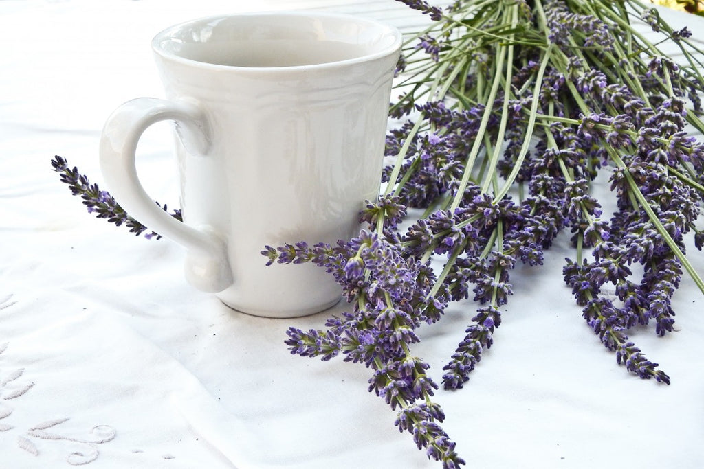 How to Make Lavender Tea 4 Different Ways