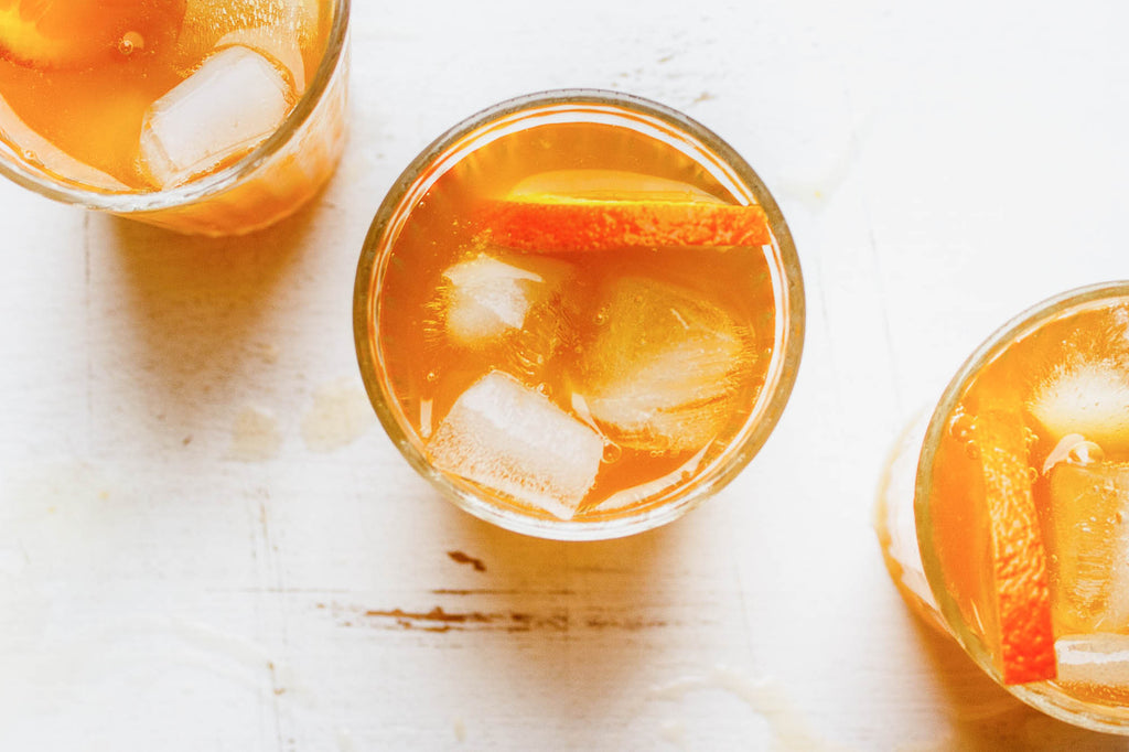 Iced Russian Tea Recipe
