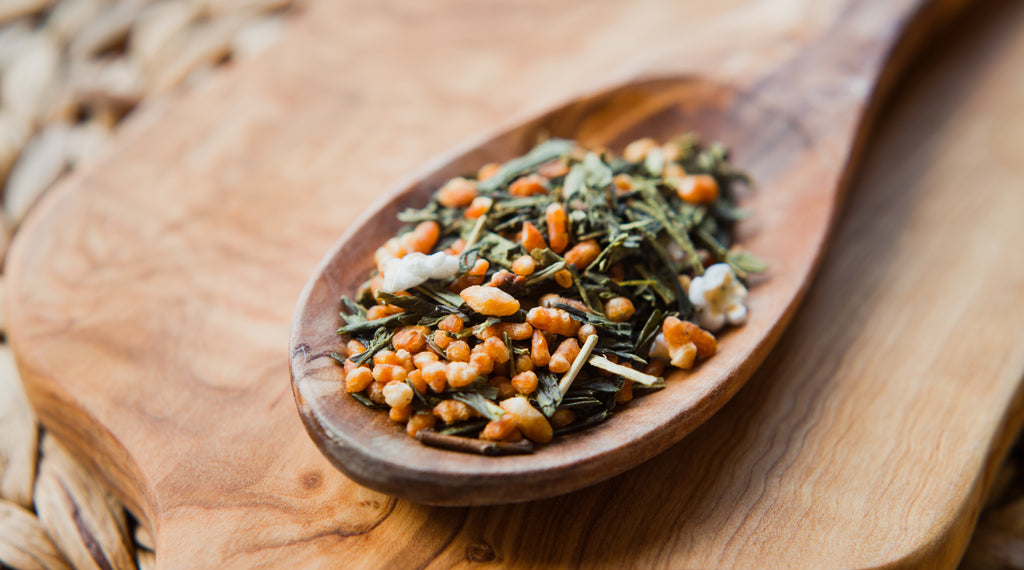 Genmaicha Tea: The Nutty and Toasty Blend Made With Rice