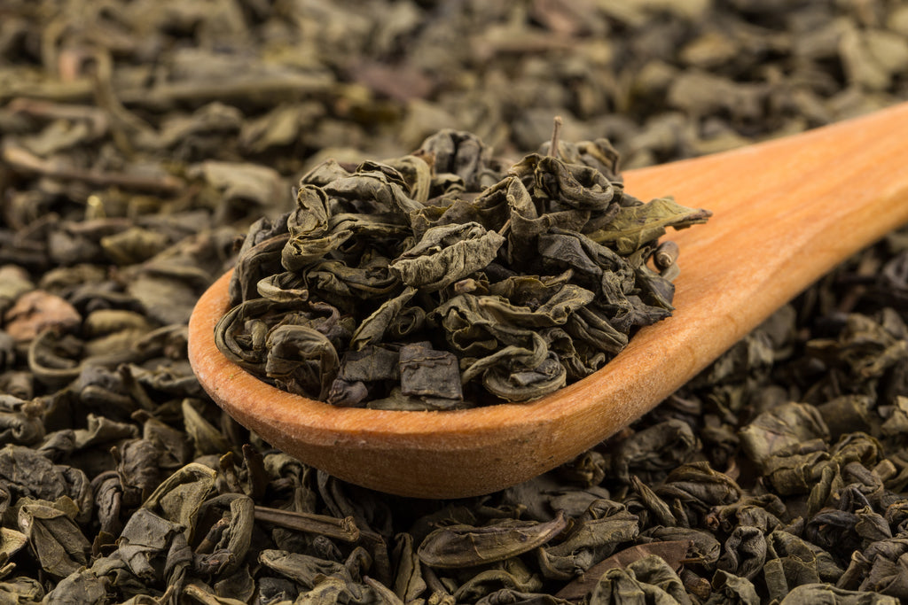 Gunpowder Tea: Pack a Punch With Pellet Tea