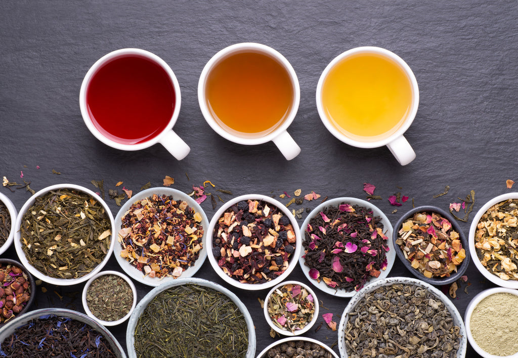 Chinese Tea: The Best Types From Green Tea to Black Tea