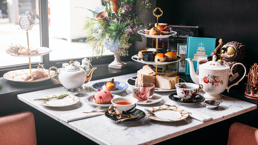 Afternoon Tea: Fancy Yet Simple Ways to Host A Classic Tea Party