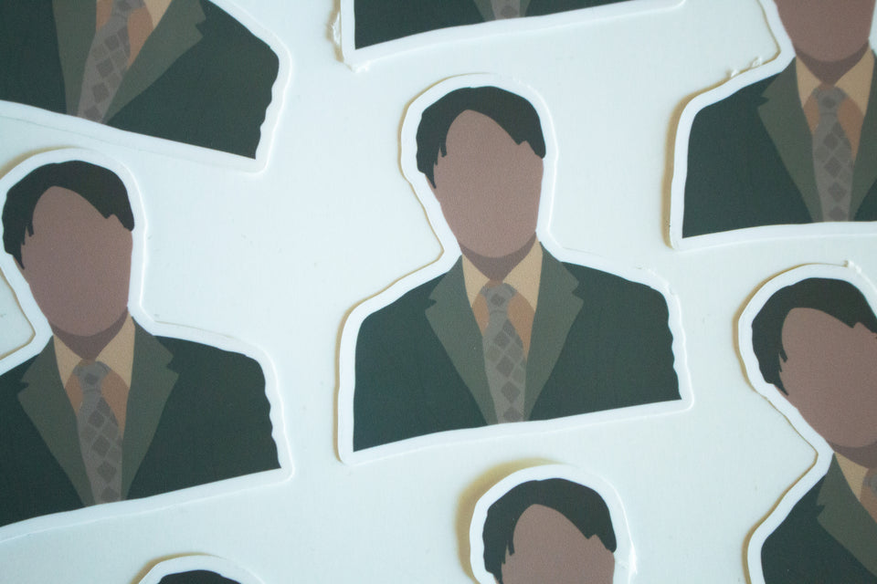 Dwight Shrute - Sticker