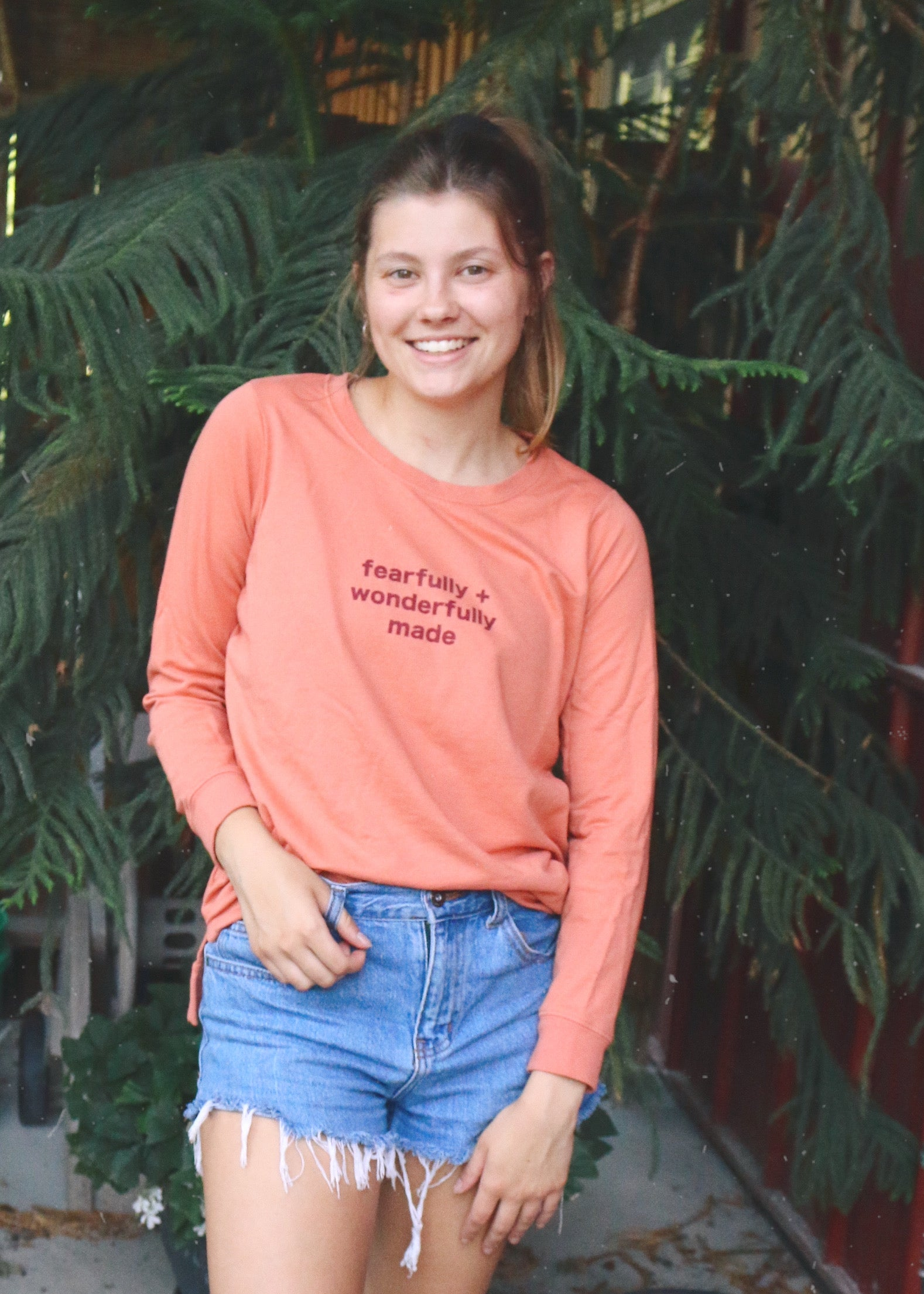 Fearfully + Wonderfully Made - Pullover