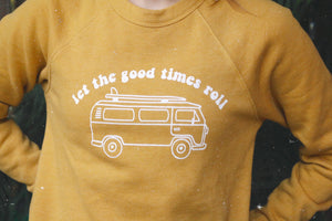Let The Good Times Roll - Sweatshirt