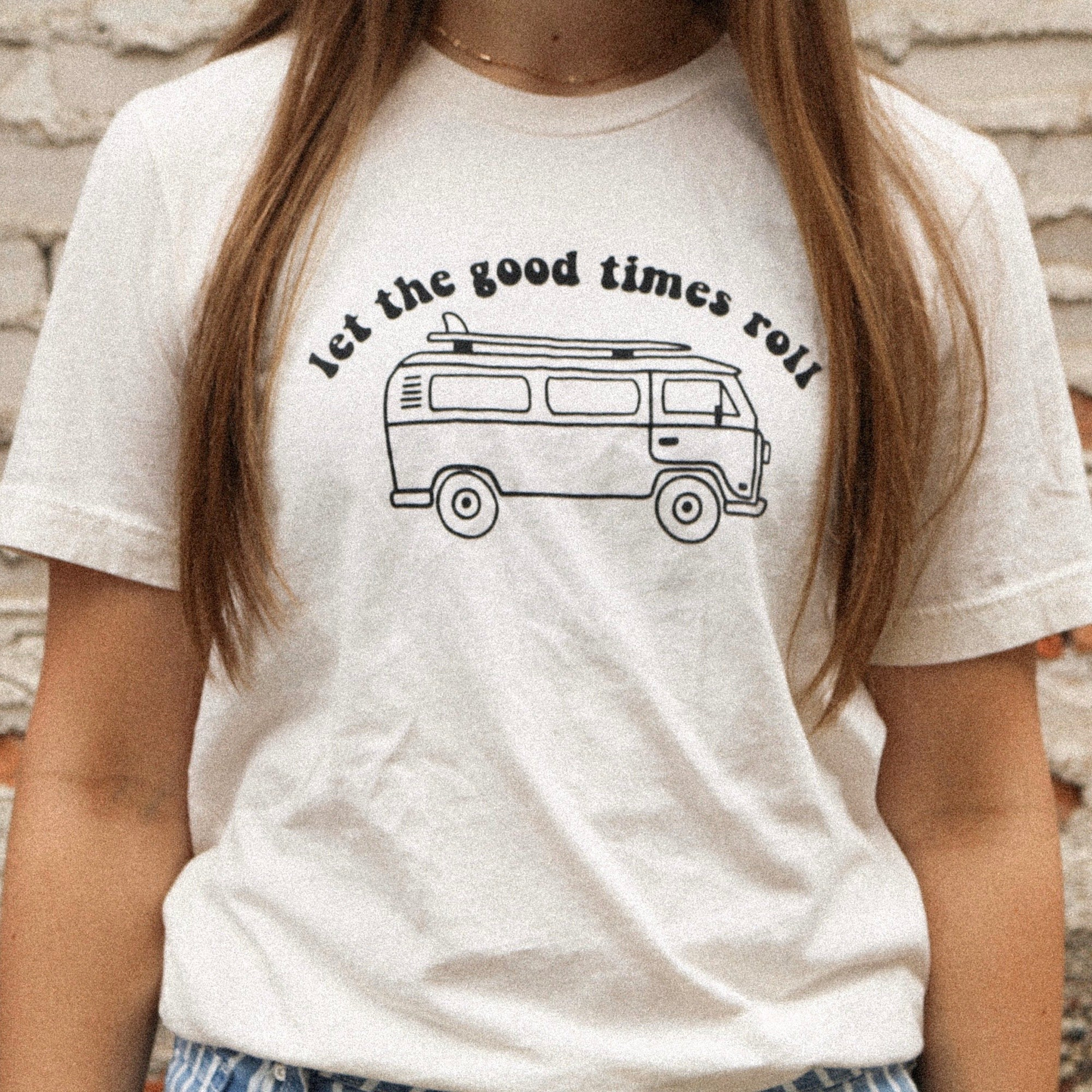 Let The Good Times Roll - Tshirt