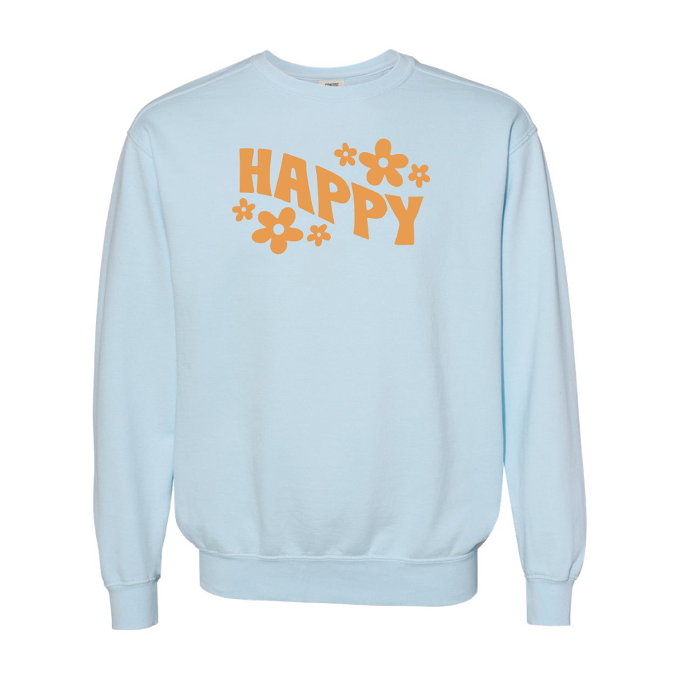 Happy - Sweatshirt