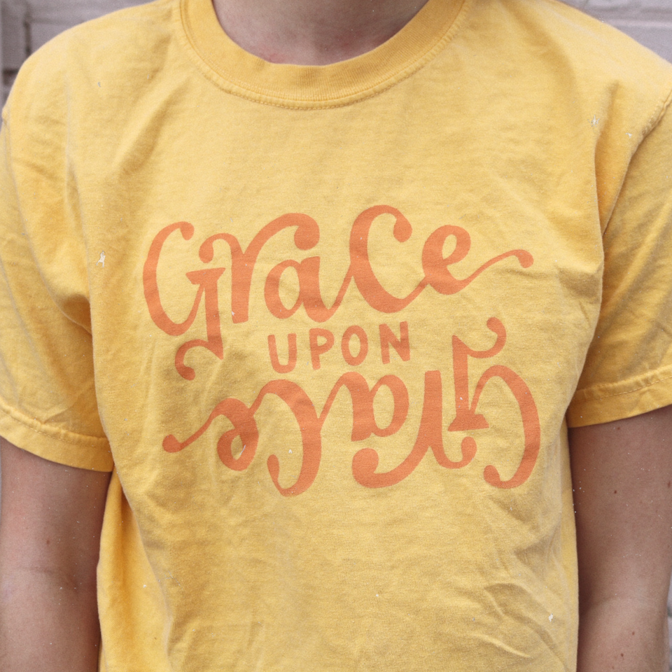 Grace Upon Grace - Shirt