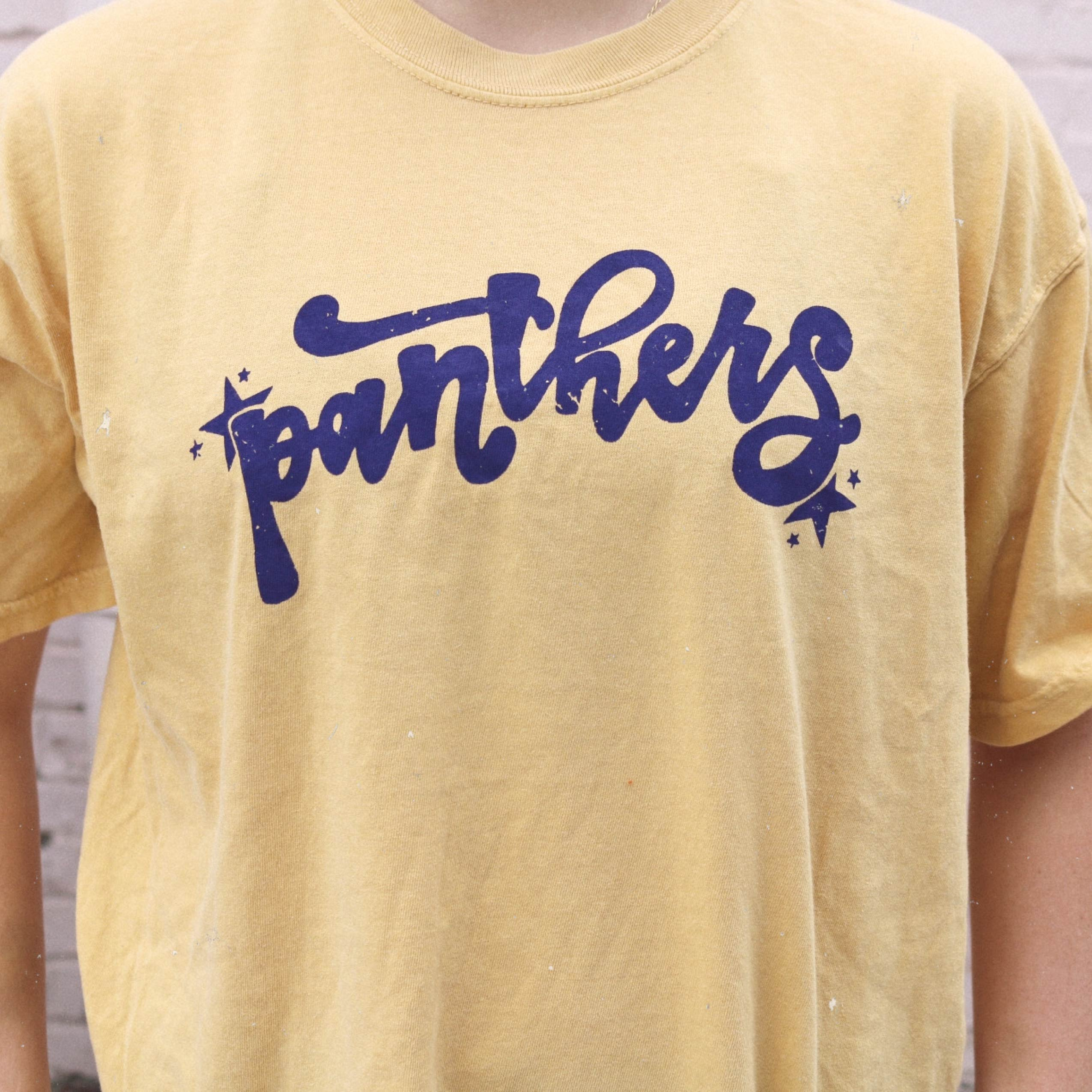 Panthers - Shirt