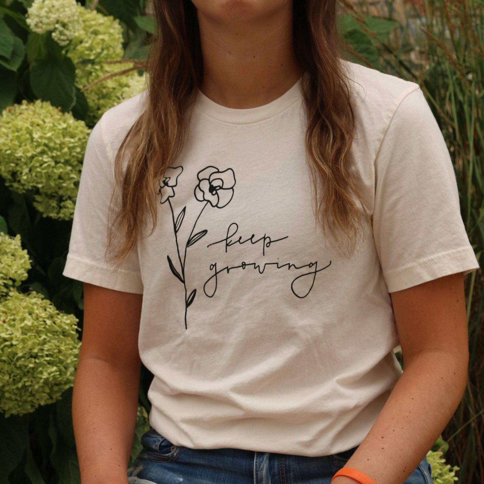 Keep Growing - Shirt