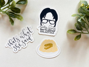 The Office - Sticker Pack