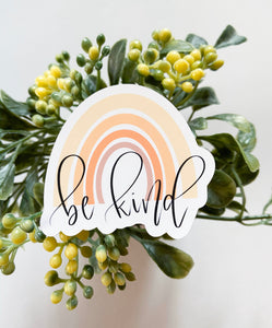 Be Kind - Sticker