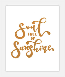 Sunshine Pair - Prints