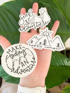 Adventure Sticker Pack 2