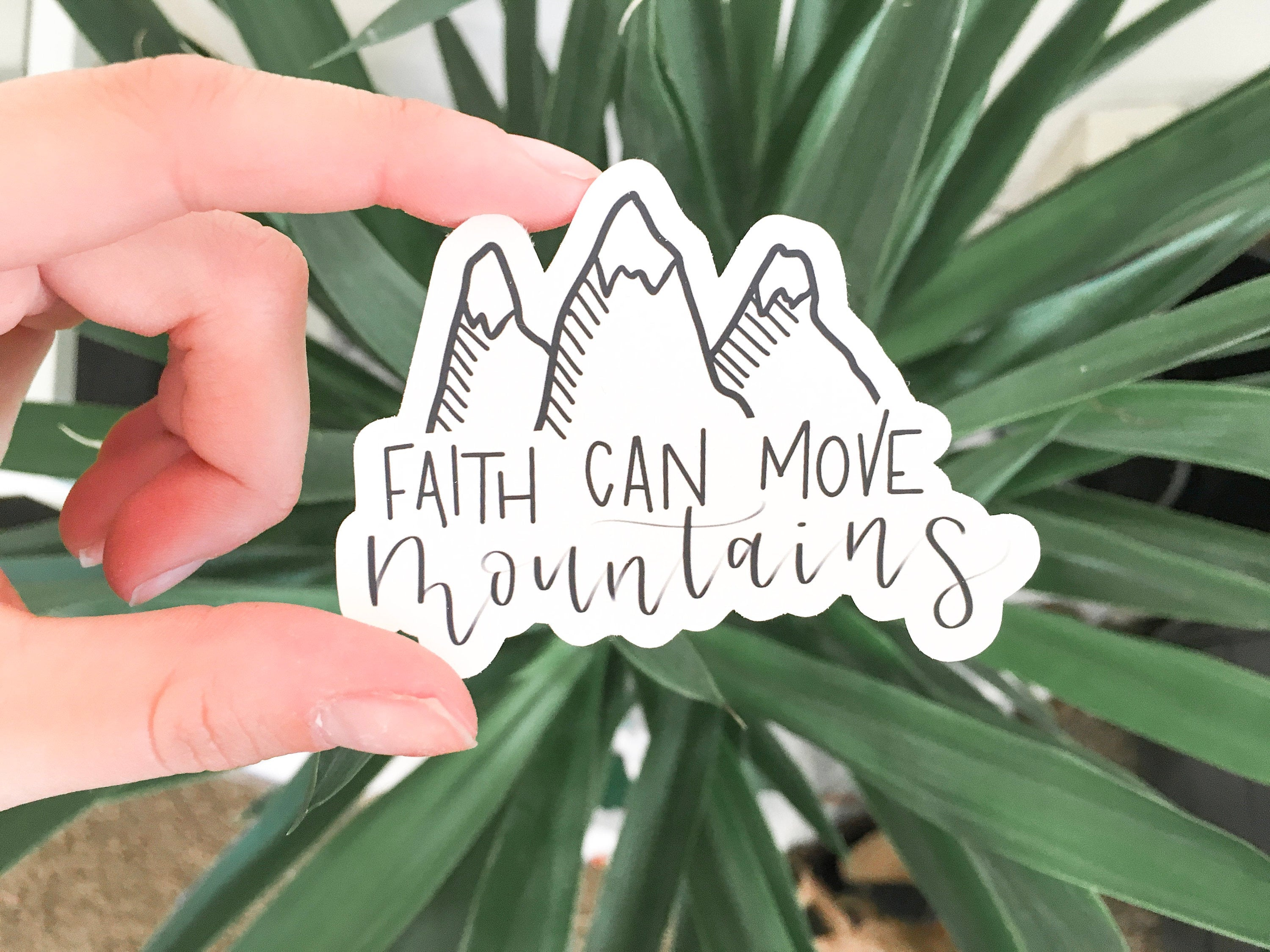 Faith Sticker Pack