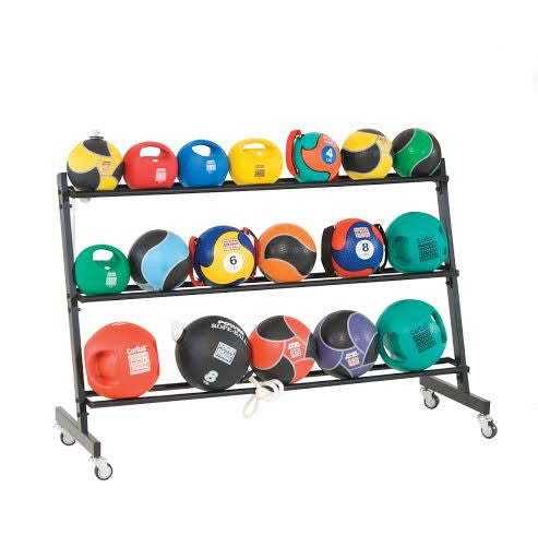 Tier Medicine Ball Rack from Power Systems