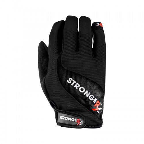3.0 Gloves for CrossFit athletes from StrongerRx (Black)