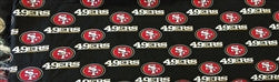 San Francisco 49ers CrossFit-style Wrist Wraps from Atlas Power Wraps