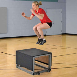 Adjustable Pro Plyo Boxes from Power Systems
