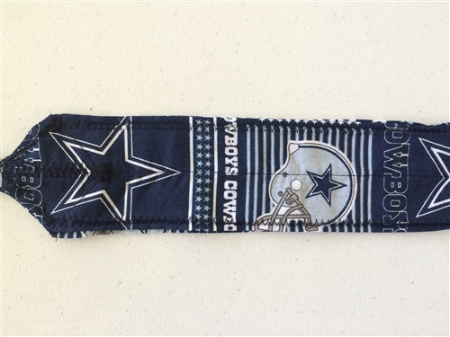 Dallas Cowboys Crossfit-themed Wrist Wraps