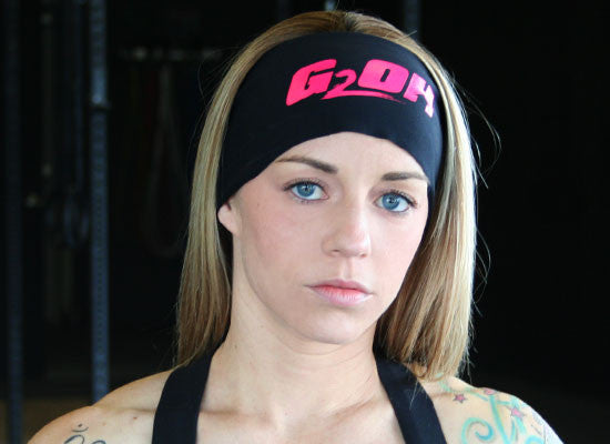 CrossFit-style Headbands from G2OH