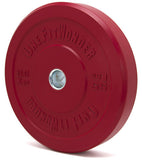 Color CrossFit-style Bumper Plates from OneFitWonder