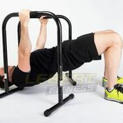 Lebert Fitness Equalizer  Bar XL (in-use)