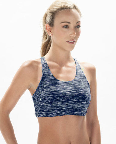 Navy Workout CrossFit-style Sports Bras from WOD Gear