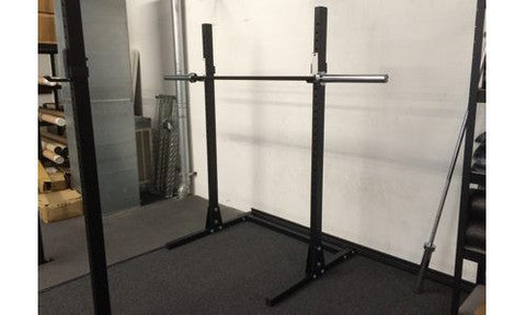 OneFitWonder Commercial Grade CrossFit Squat Rack
