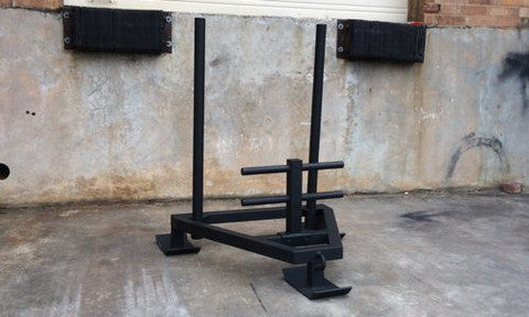Commercial CrossFit-style Prowler Sleds from OneFitWonder