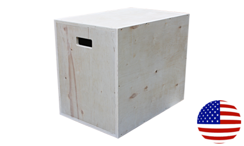 Multi-Sided Plyo Boxes---Bomba Gear
