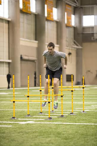 CrossFit-style Plyo Hurdles from Power Systems