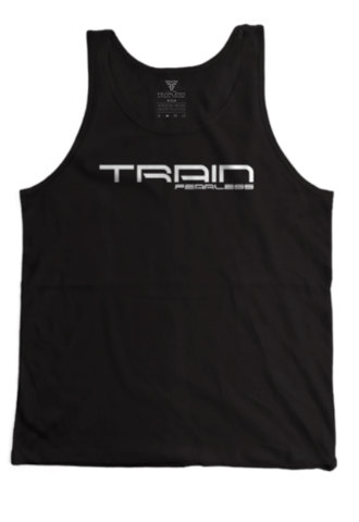 Train Fearless Men's CrossFit Tank Tops from Fearless Fitness Apparel