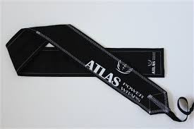 CrossFit-style Wrist Wraps from Atlas Power Wraps (black)