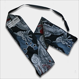 Firebreather CrossFiit-themed wrist wraps --- Beastette Apparel