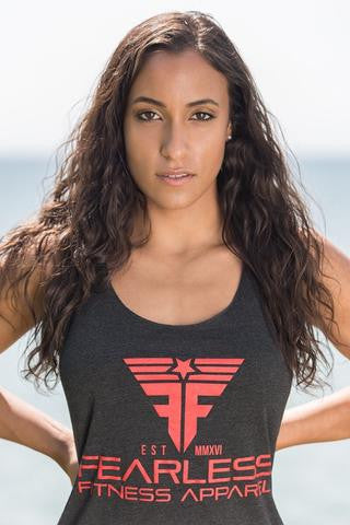 Fearless Women's CrossFit-style Tank Tops from Fearless Fitness Apparel