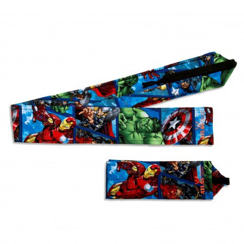 Marvel CrossFit-themed Wrist Wraps---Atlas Power Wraps