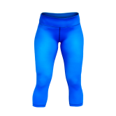 Blue Capri CrossFit-style Workout Pants from Stronger Rx