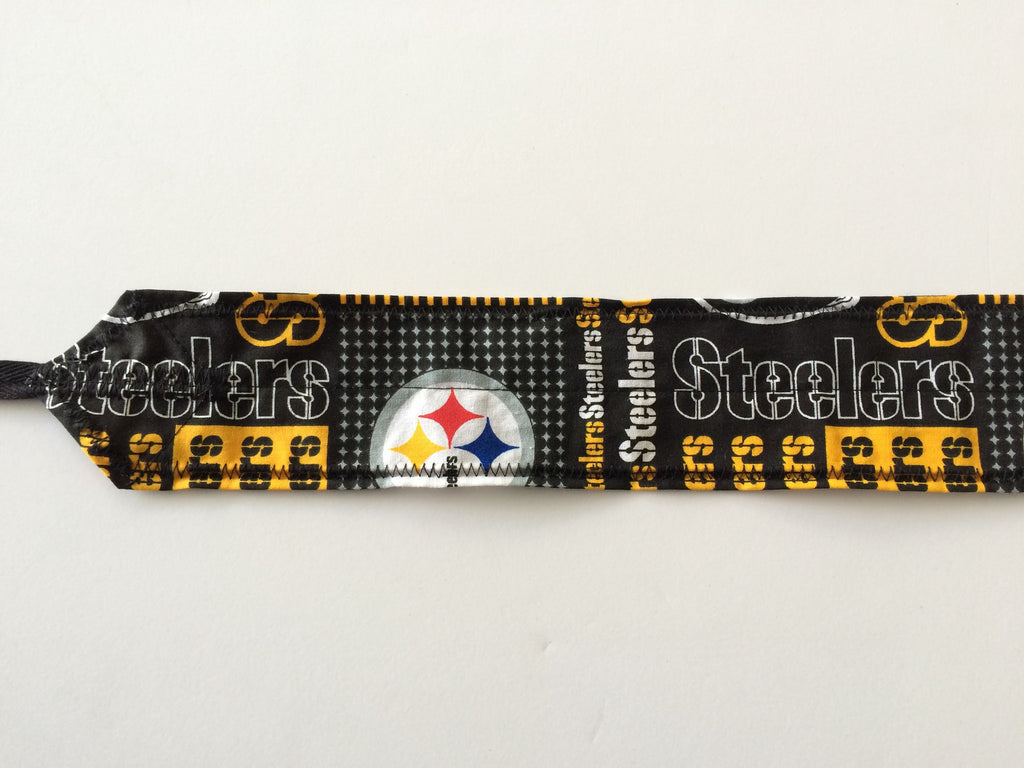 Pittsburgh Steelers CrossFit-style wrist wraps --- Atlas Power Wraps