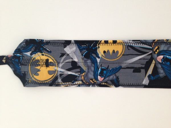 Batman workout wrist wraps (black)--- Atlas Power Wraps