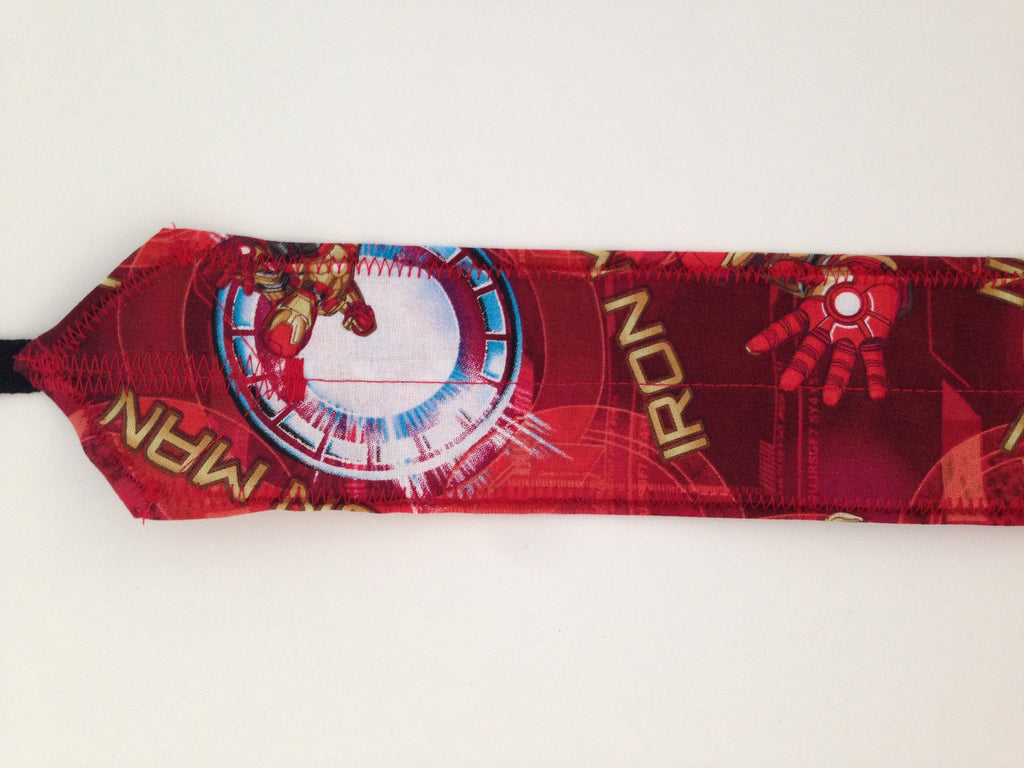 Ironman CrossFit-themed Wrist Wraps from Atlas Power Wraps