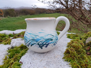 Jelly Belly Mug - Ocean Swirls