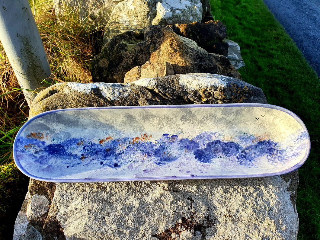 Baguette Dish - Kate's Purple Heather