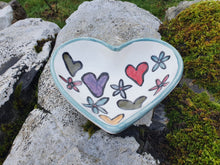 Load image into Gallery viewer, Heart Dish - Hebridean Happy Heart