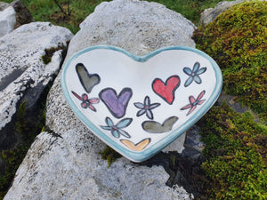 Heart Dish - Hebridean Happy Heart